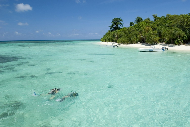 isola di Lankayan Borneo Malesia