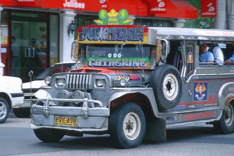 Jeepney Manila, Filippine