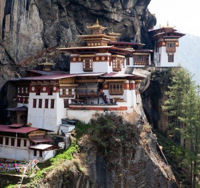 Monastero Tana della Tigre - 5 ragioni per visitare il Bhutan