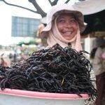 I 10 cibi bizzarri del Sud Est Asiatico