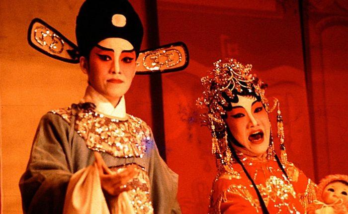 L'opera cinese