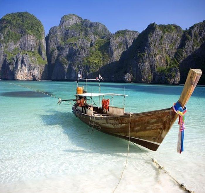 Maya Bay Thailandia - Le 10 spiagge più belle della Thailandia