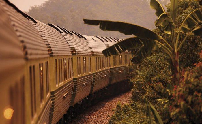 In viaggio sull' Eastern & Oriental Express