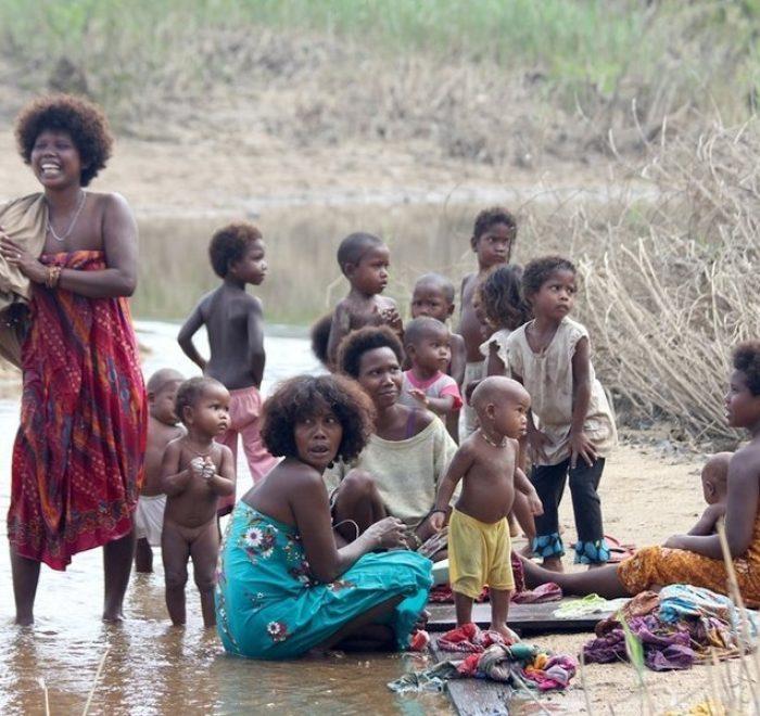 Aboringeni della Malesia - Orang Asli