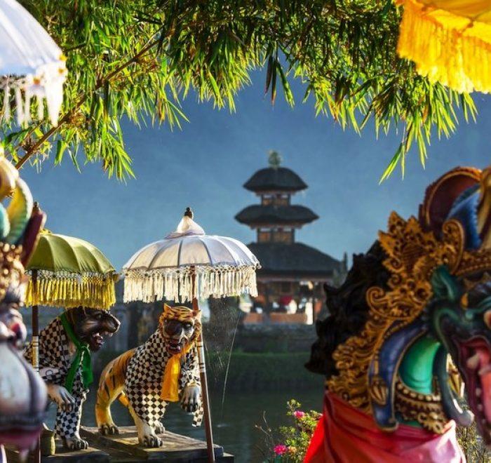 10 luoghi più belli delľIndonesia