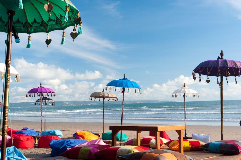 Spiaggia di Kuta Bali