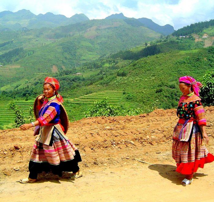 Valle di Sapa Vietnam