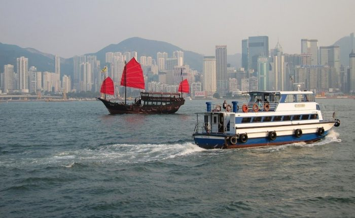 Hong Kong porto