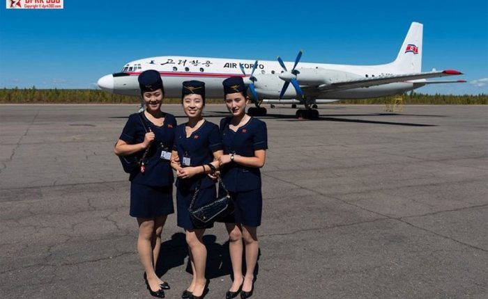 Air Koryo assistenti di volo