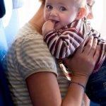 Come riuscire a far irritare un genitore su un aereo