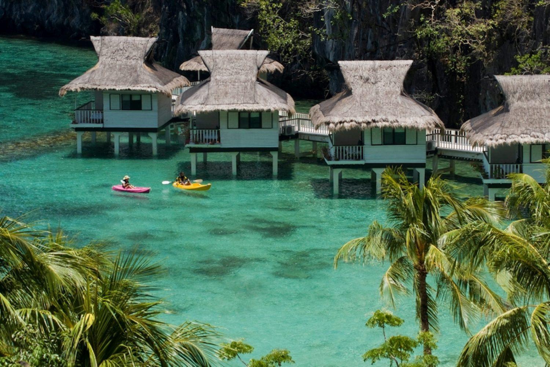 Miniloc Island El Nido Palawan