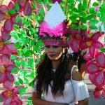 Il Festival di Balayong a Puerto Princesa Palawan
