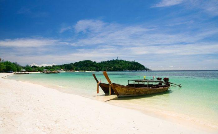 Isola di Koh Lipe in Thailandia