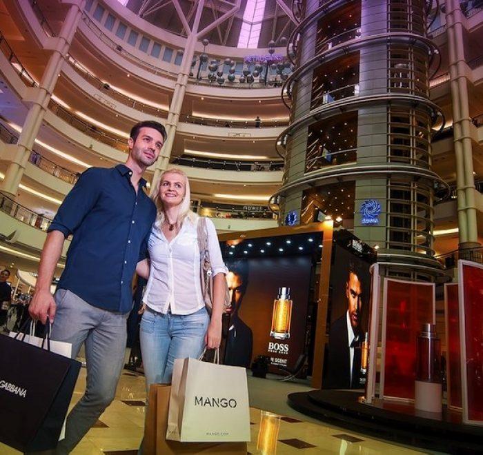 SURIA KLCC Centro commerciale KUALA LUMPUR Malesia