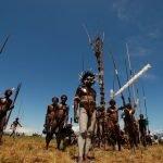 Il Festival nella Valle Baliem in Papua